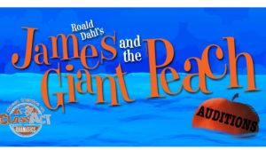 Auditions for James and the Giant Peach