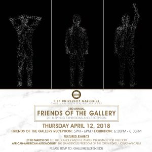 3rd Annual Friends of the Gallery Reception & ...