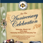 GasLamp Anniversary Party!