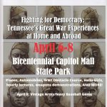 Fighting for Democracy: Tennessee's Great War Experiences at Home and Abroad