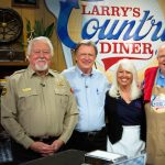 Oak Ridge Boys and Jimmy Fortune LIVE at larry's Country Diner