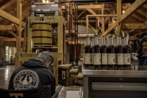 Tennessee Whiskey Adventure to Corsair, H Clark &a...