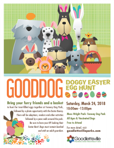 GoodDOG Festival & Doggy Easter Egg Hunt