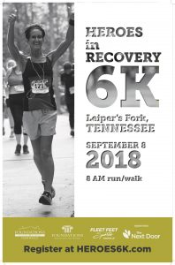 Leiper's Fork Heroes in Recovery 6K