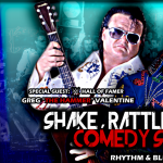 "WWE Legend Honky Tonk Man's ""Shake, Rattle & Roll Comedy Show"""