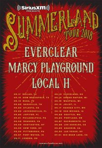 Summerland Tour | Everclear w/ Marcy Playground an...