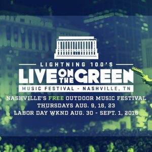 Live On the Green 2018 (Music Festival) Free