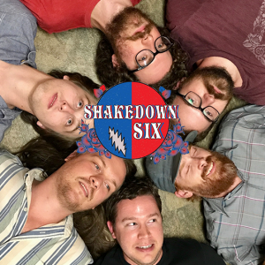 Shakedown Six (Knoxville Grateful Dead Supergroup)...