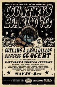 Country's Roaring '70s Outlaws & Armadillo...