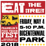 Eat The Street | Franklin's First Festival of Foodtrucks