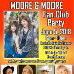 21st Annual Moore & Moore Fan Club Party