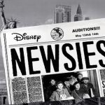 Open Auditions for NEWSIES