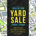 2018 Community Yard Sale