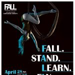 FALL. Stand. Learn. Fly. with special guests, Suspended Gravity