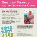 Emergent Strategy Workshop Intensive with adrienne maree brown