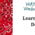 WAY BACK Wednesdays - Learn to Line Dance