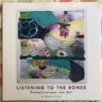 "Poetry reading & book signing ""Listening to the Bones"" by Marla Faith"