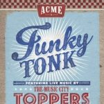Funky Tonk: Music City Toppers