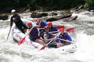 Ocoee Whitewater Rafting & Camping Weekend