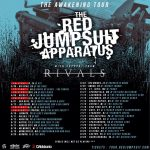 The Red Jumpsuit Apparatus and Rivals
