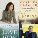 Salon@615 | Charles Frazier and Paula McLain in conversation with Ann Patchett