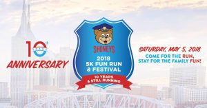 Shoney's 5K Family Fun Run & Festival