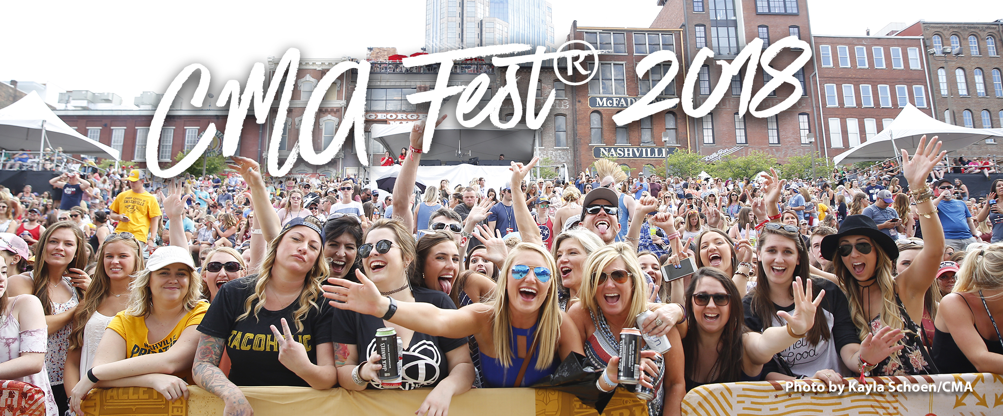Things to Do at CMA Fest 2018