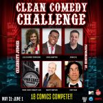 Clean Comedy Challenge