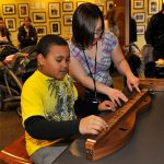 Community Pop-up: Musical Petting Zoo at Nashville Public Library, Edgehill Branch