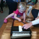 Community Pop-up: Musical Petting Zoo at Nashville Public Library, North Branch