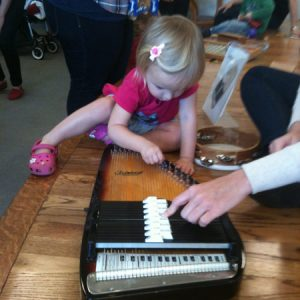 Community Pop-up: Musical Petting Zoo at Nashville...