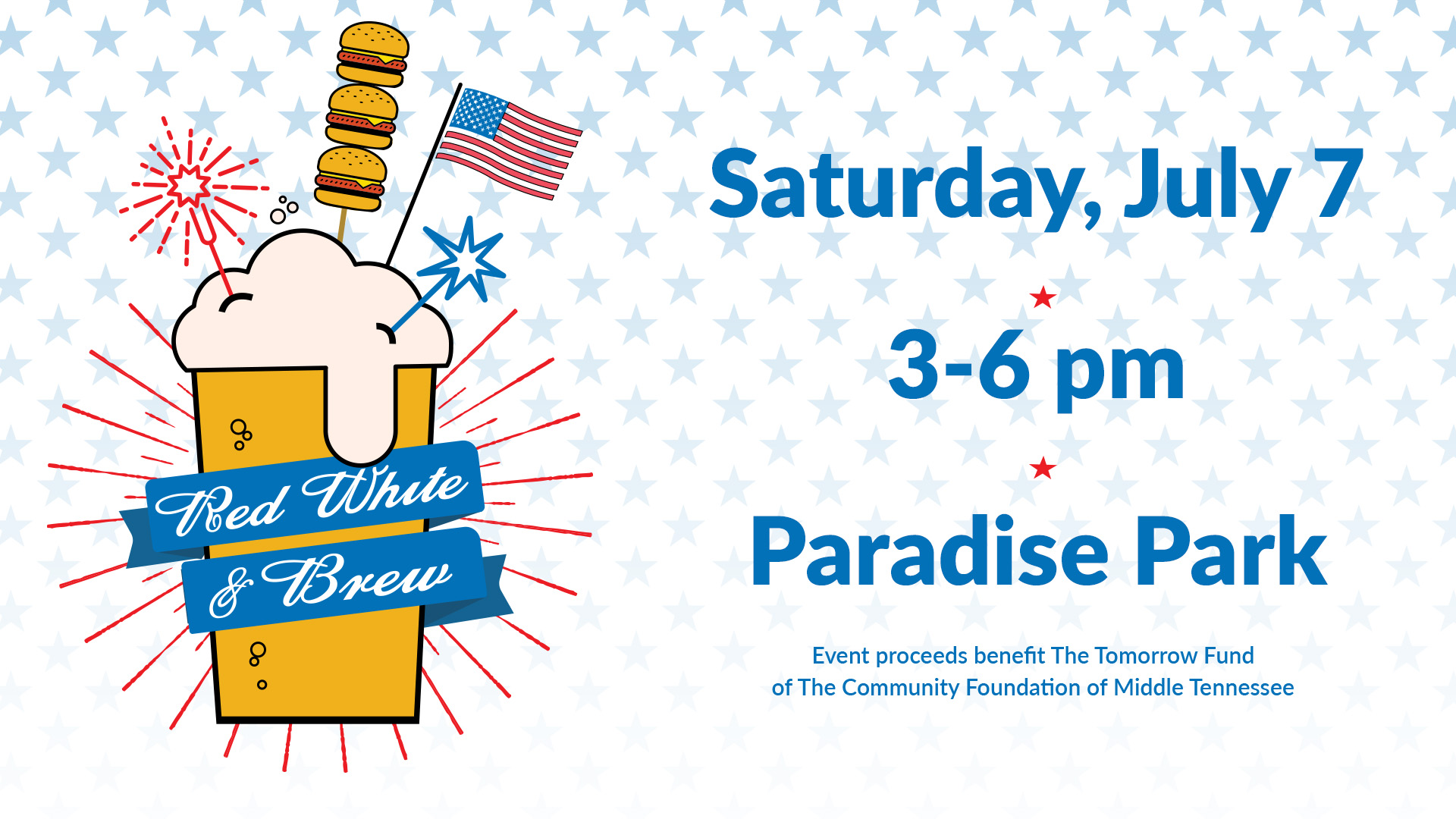 The Tomorrow Fund\'s Red, White and Brew Summer Fest presented by The ...