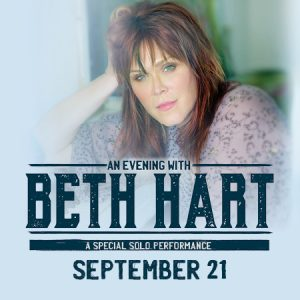 An Evening with Beth Hart – A Special Solo Perfo...