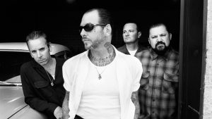 Social Distortion with Will Hoge and Pony Bradshaw...
