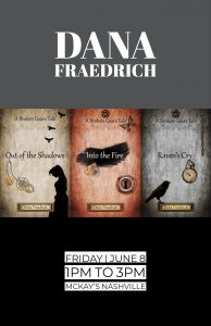 Meet & Greet with Dana Fraedrich