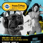 PAWS & PLAY MUSIC FESTIVAL