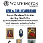 Summer Fine Art and Collectibles Auction