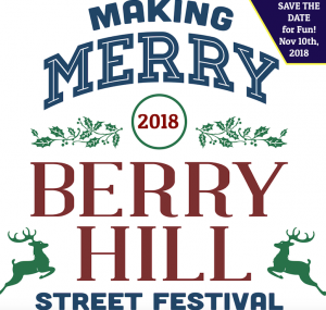 Making Merry Street Festival