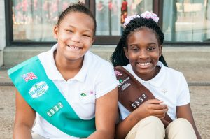 Scout Us Out! Girl Scouts Day