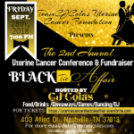 2nd Annual Uterine Cancer Conference & Fundraiser