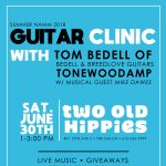 Summer NAMM Guitar Clinic with Tom Bedell & ToneWoodAmp
