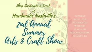 Handmade Nashville Summer Arts & Craft Show (2...