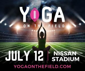 Yoga on the Field 2018