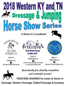 Dressage and Jump Show
