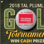 2018 Tal Plumlee Golf Tournament