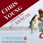 Chris Young Presents 2nd Annual Th3 Legends Cast for a Cure Tournament