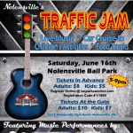 Traffic Jam: Cruise-in and concert