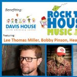 Rock The House Music Jam ft. Lee Thomas Miller, Bobby Pinson, Heather Morgan and Bobby Bones!