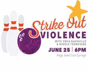 Strike Out Violence - Annual YWCA Fundraiser