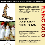 Flying Solo Exhibition Series Summer 2018